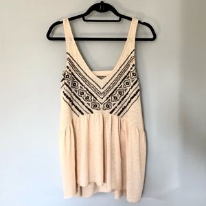 Urban Outfitters Ecoté Beaded Tank
